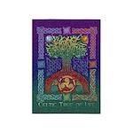 Celtic Tree of Life 5'x7'Area Rug