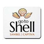Go To Shell Mousepad