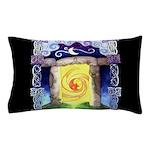 Celtic Doorway Pillow Case