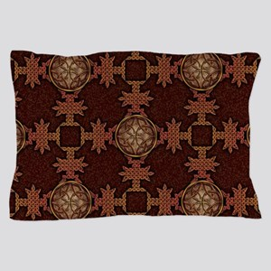Celtic Knotwork Enamel Pillow Case