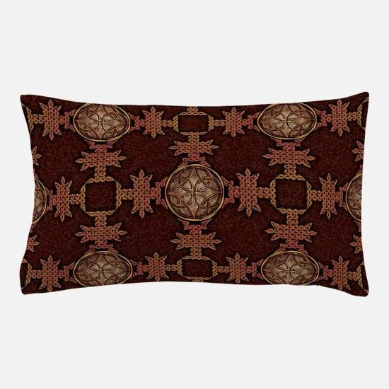 Celtic Knotwork Enamel Pillow Case