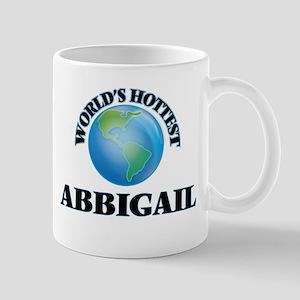 World's Hottest Abbigail Mugs