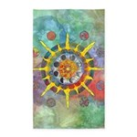 Celtic Stargate 3'x5' Area Rug