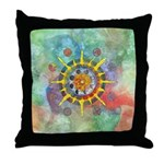 Celtic Stargate Throw Pillow