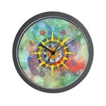 Celtic Stargate Wall Clock