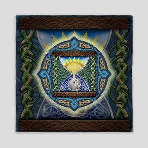 Celtic Hourglass Queen Duvet