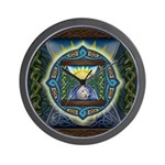 Celtic Hourglass Wall Clock