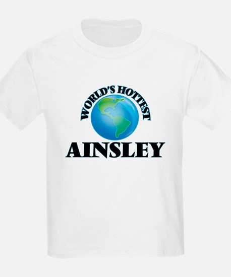 World's Hottest Ainsley T-Shirt