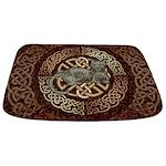 Celtic Cat Bathmat