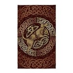 Celtic Dog 3'x5' Area Rug