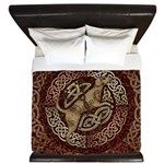 Celtic Dog King Duvet