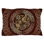 Celtic Dog Pillow Case