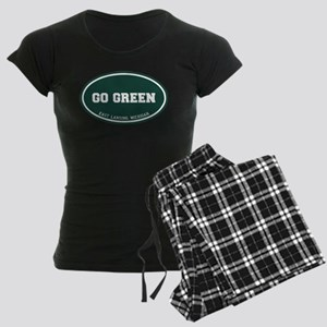 Go GREEN Women's Dark Pajamas