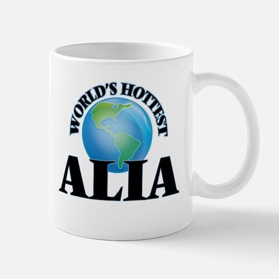 World's Hottest Alia Mugs