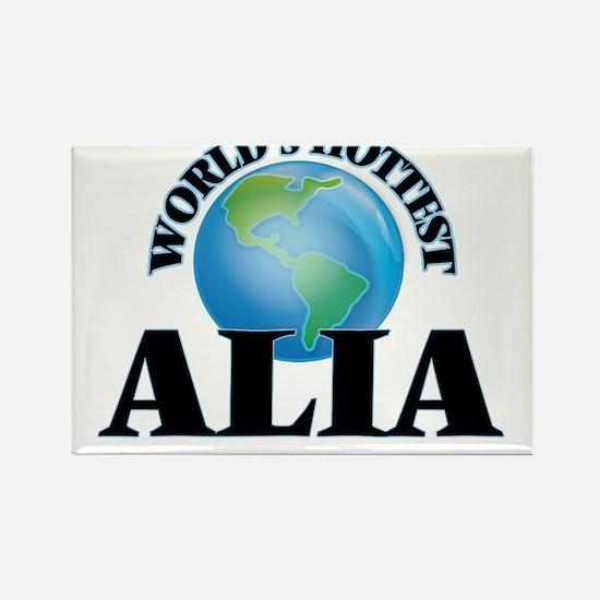 World's Hottest Alia Magnets