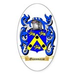 Giacomazzo Sticker (Oval)