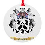 Giacoletti Round Ornament