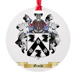 Giachi Round Ornament