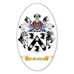 Giachi Sticker (Oval 10 pk)