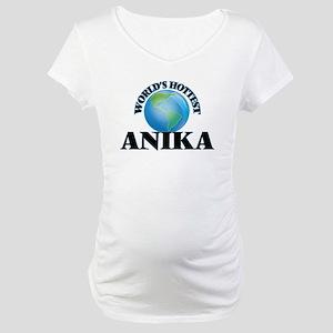 World's Hottest Anika Maternity T-Shirt