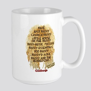 The Goldbergs Barry Band Names Mugs