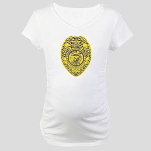 Kansas Highway Patrol Maternity T-Shirt