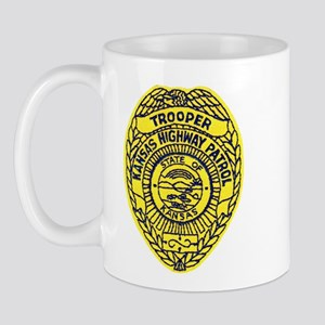Kansas Highway Patrol Mug