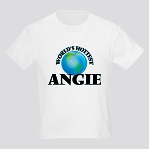World's Hottest Angie T-Shirt