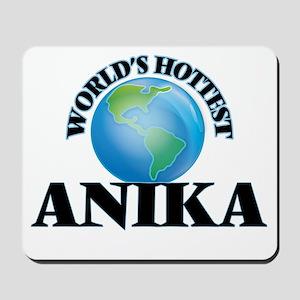 World's Hottest Anika Mousepad