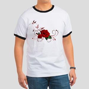 red roses Ringer T
