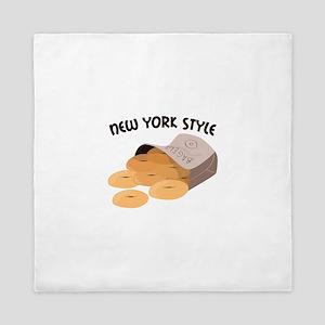 New York Style Queen Duvet