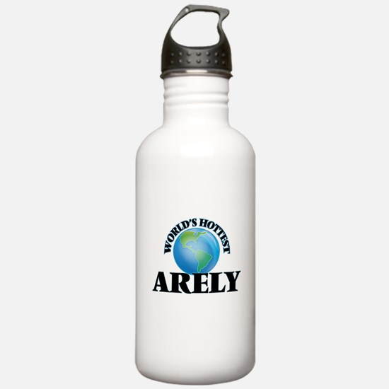 World's Hottest Arely Water Bottle
