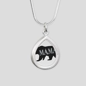 mama bear blk Necklaces