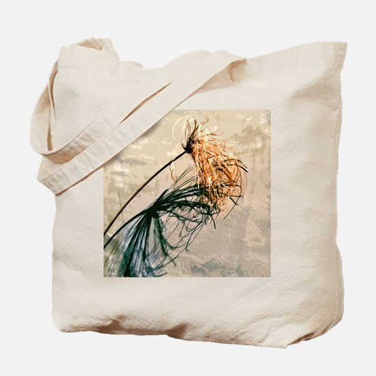 Papyrus Shadow Tote Bag