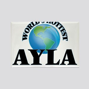 World's Hottest Ayla Magnets
