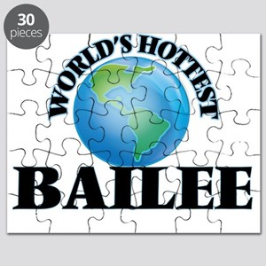 World's Hottest Bailee Puzzle