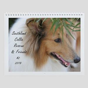 Scr & Friends #2 Wall Calendar