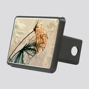 Papyrus Shadow Rectangular Hitch Cover