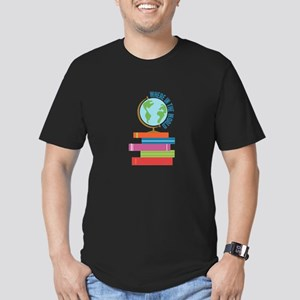 Where In The World T-Shirt