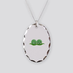 Two Peas Necklace