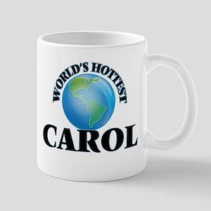 World's Hottest Carol Mugs