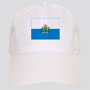 San Marino Flag Cap
