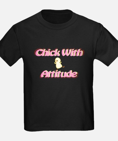 Chick With Attitude T