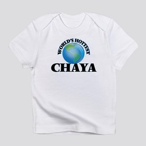 World's Hottest Chaya Infant T-Shirt
