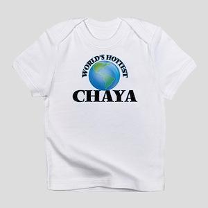World's Hottest Chaya Infant T-Shirt