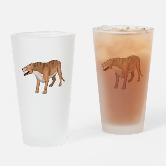 Andrewsarchus Drinking Glass