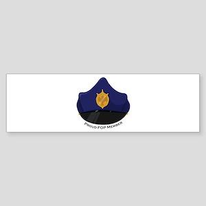 FOP Member Bumper Sticker