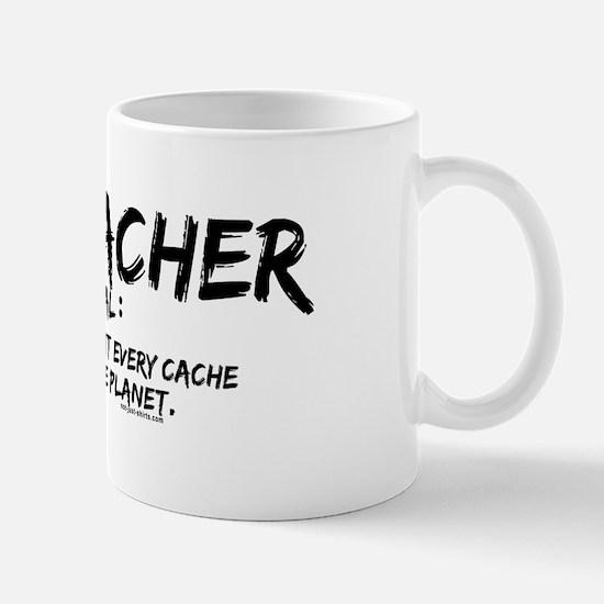 Geocacher Goals Mug