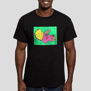 Cartoon Triceratops T-Shirt
