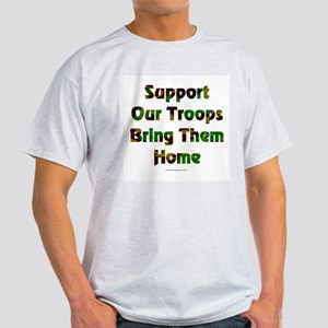 Support Our Troops Light T-Shirt